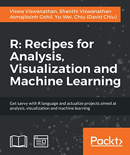 Read R: Recipes for Analysis, Visualization and Machine Learning PDF