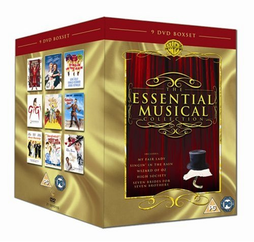Preisvergleich Produktbild The Essential Musicals Collection [UK Import]
