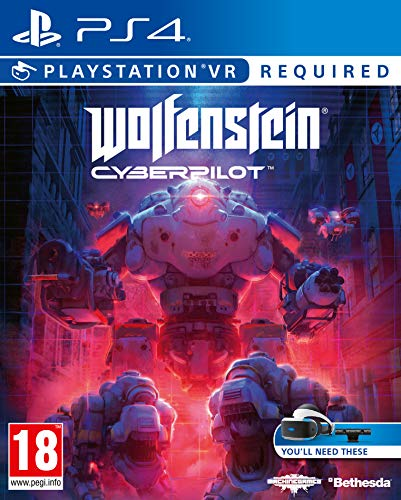Wolfenstein Cyberpilot PSVR - PlayStation 4 [Importación inglesa]