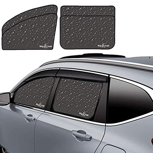 Big Ant Car Sun Shade Doble grosor Ventana trasera
