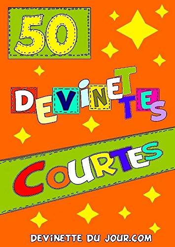 50 devinettes courtes par Devinette Du Jour