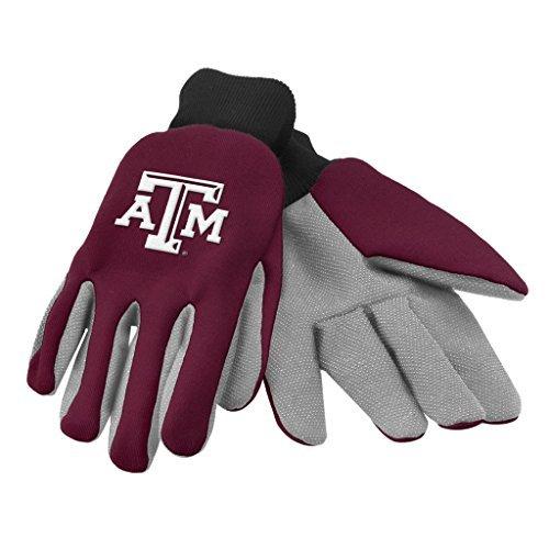 Forever Collectibles NCAA Arkansas Razorbacks 2015farbigen Palm Utility Handschuh, Unisex, Texas A&M 2015 Utility Glove - Colored Palm, Texas A&M Aggies