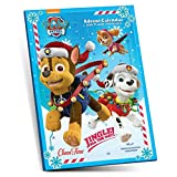 Design für Paw Patrol Adventskalender 2019 mit 25 Schokotäfelchen (Jingle All The Way)