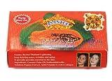 Asantee Thai Papaya Herbal Skin Whitening Soap 135G (Pack Of 4)