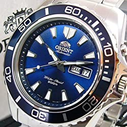 ORIENT deep NEW MAKO Automatic professional Diver watch CEM75002D