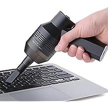 Svpro Mini Aspirador de Teclado,Recargable USB Teclado Limpiador,Potente y Portátil Limpiador de