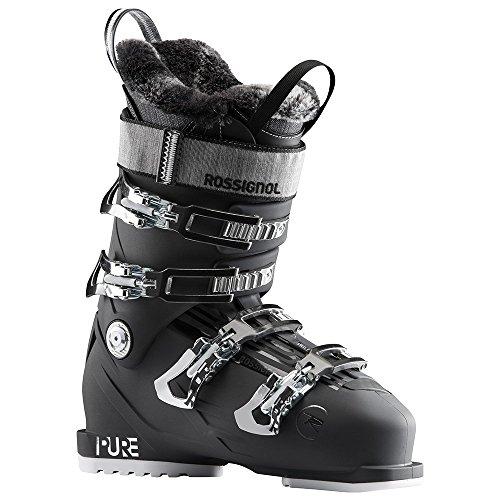 Rossignol Pure Pro 80 Botas de esquí, Mujer, Soft Black, 23.5