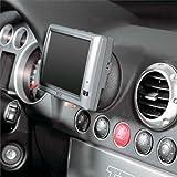 KUDA Navigationskonsole (LHD) für Audi TT ab 11/98-8/06 in Kunstleder schwarz