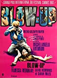 Herbé TM Blow-UP Film Rsoe- Poster/Reproduction 40x60cm d'1 Affiche Vintage/RéTRO/Ancienne