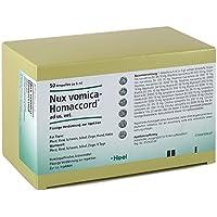 nux vomica homaccord ampullen vet. 50 St preisvergleich bei billige-tabletten.eu