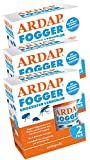 Ardap Fogger hilft zuverlässig gegen alle Arten von Fliegen, Zweiflüglern, sowie weiteren Insekten wie Flöhe, Zecken, Milben, Läuse, Schaben, Motten, Spinnen und Andere. Zur Anwendung in Taubenschlägen, Vogelräumen, Tierbehausungen, Haushalt, Gewerbe...