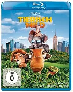 Tierisch Wild [Blu-ray]