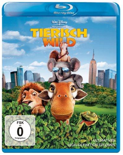 Bild von Tierisch Wild [Blu-ray]