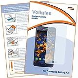 mumbi Glasfolie Samsung Galaxy A3 flexible Echtglasfolie 0,2mm (nicht für das Galaxy A3 2016)