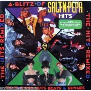 Blitz of Salt N Pepa Hits by Salt-N-Pepa