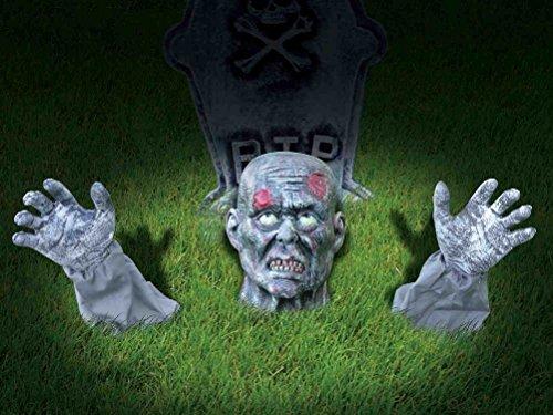 Ground Breaker Yard Halloween Horror Prop Dekoration ()