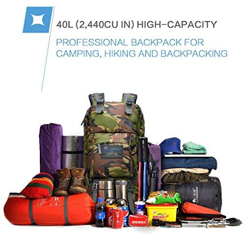 Mountaintop Trekkingrucksack 40L - 6