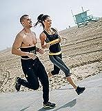 BB-girl Sport Fitnessgürtel, Bauchweg Gürtel, Taillen Trimmer Gürtel für Damen und Herren zum Abnehmen, Hautstraffen, Rückenstützen & Entwässern