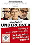 Günter Wallraff Undercover