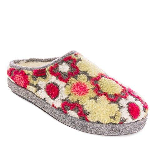 Zapatillas Alpinas Estampado Flores.38