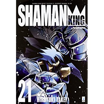 Shaman King. Perfect Edition: 21