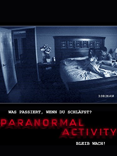Paranormal Activity - Ghost Dimension Film