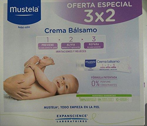 MUSTELA 3X100ML PACK DE 3 CREMA BALSAMO