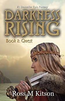 Darkness Rising (Book 2: Quest) (Prism 1) by [Kitson, Ross]