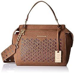 Stella Ricci Womens Handbag (Brown) (ST204BRW)