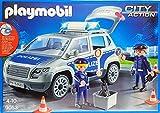 Playmobil 9053 Polizei-Geländewagen mit Licht und Sound
