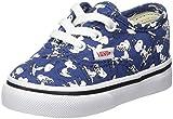 Vans Unisex Baby VA38E7OQW Sneaker, Blau (Snoopy/Skating Peanuts), 22 EU