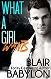 What A Girl Wants (Rock Stars in Disguise: Rhiannon), A Contemporary Rock Star Romance