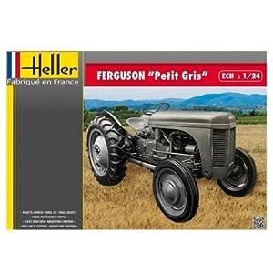 Heller-81401-Ferguson-pequeño Gris-Escala 1/24