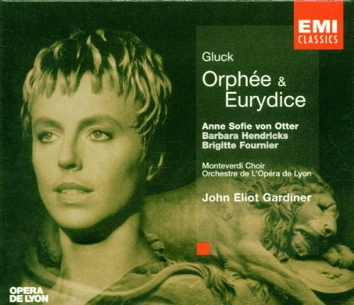 Gluck : Orphée et Eurydice [Import anglais]