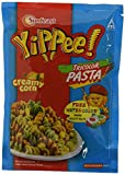 #10: Sunfeast Yippee Tricol Pasta Creamcorn, 70g with Free Water Color