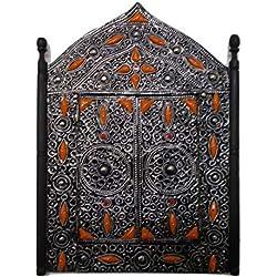 Espejo Marco Mosaico Puertas Marruecos MarroquíÉtnico Oriental Hand Made 0611181027