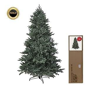 180 cm exklusiver hochwertiger k nstlicher for Luxus weihnachtsbaum