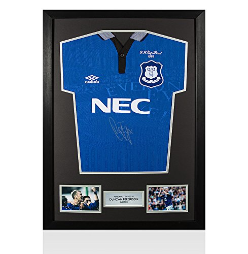 Framed-Duncan-Ferguson-Signed-Everton-Shirt-FA-Cup-Final-1995