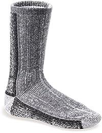 1 Paar richtig dicke, super warme THERMO ULTRA Thermo Socken - Vollfrottee, dickes Terryfutter, echte Wolle! - Qualität von celodoro