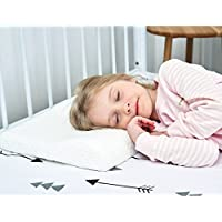 Almohada de Espuma Viscoelástica Para Niños Salud Camas para Niños Pequeños