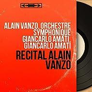 Récital Alain Vanzo (Mono Version)