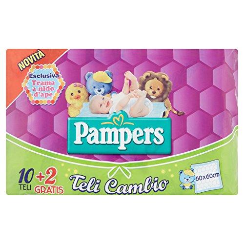 Pampers ändern Handtuch