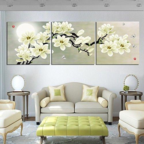 dekorative Malerei im Wohnzimmer Veranda Wandbild/Modernen minimalistischen Gemälden/Sofa Wand Triptychon/ Fresken/ Bild/ Heimat und alles-G 40x40cm(16x16inch) Veranda Boden Malen