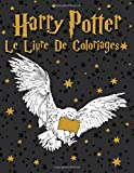 Harry Potter Le Livre De Coloriages