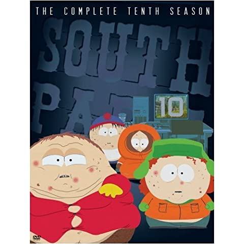 South Park:Complete Tenth Seas