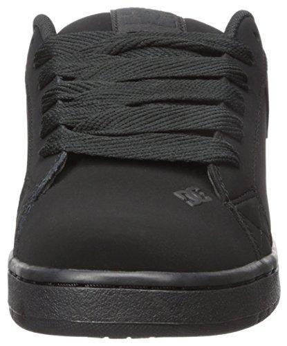 DC Shoes COURT GRAFFIK SHOE D0300529 Herren Sneaker Black (3bk)
