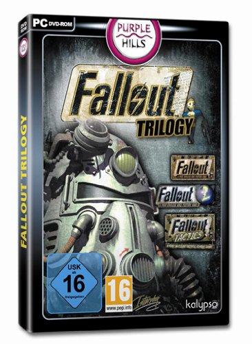 fallout trilogie Fallout Trilogie - [PC]