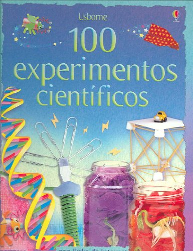 100 Experimentos Cientificos (Titles in Spanish) por Aa.Vv.
