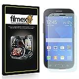 3 x Filmex Pellicola Protettiva Samsung Galaxy Ace NXT (SM-G313H) - Opaca (Antiriflesso), Prima Qualità Giapponese in PET, Kit di installazione, Garanzia a vita