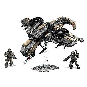 Mattel Mega Bloks DKX54 – Konstruktionsspielzeug, Call of Duty Drone Hunter
